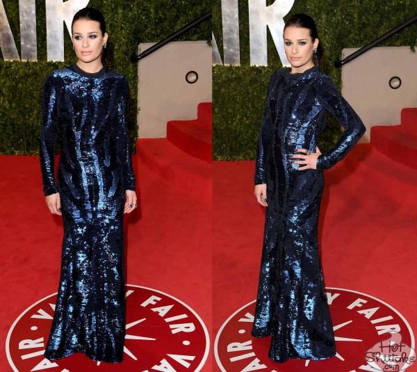 Lea Michele Oscars