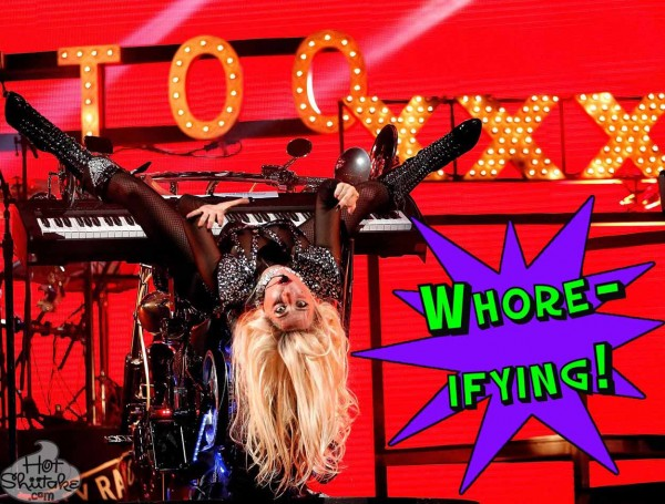 Lady Gaga iHeartRadio Music Festival