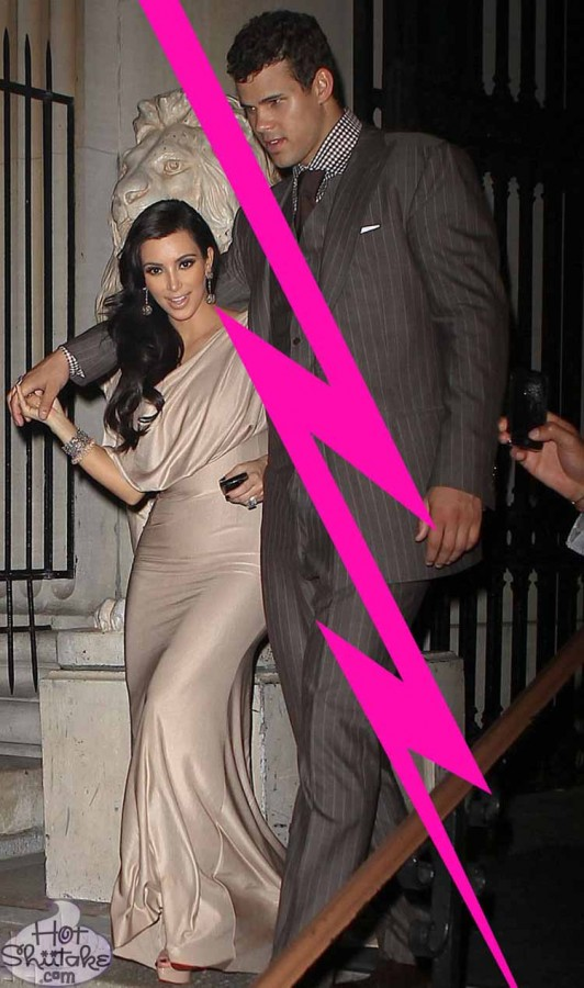 Kim Kardashian and Kris Humphries Divorce