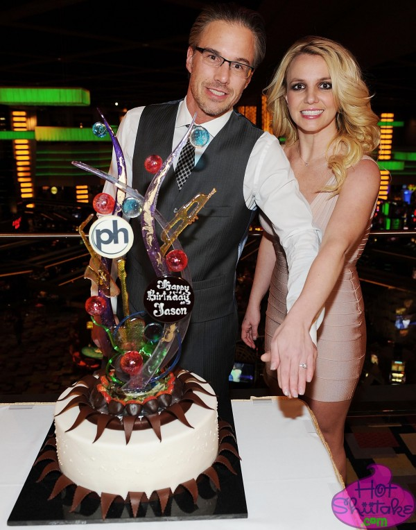 Britney Spears Engaged Jason Trawick