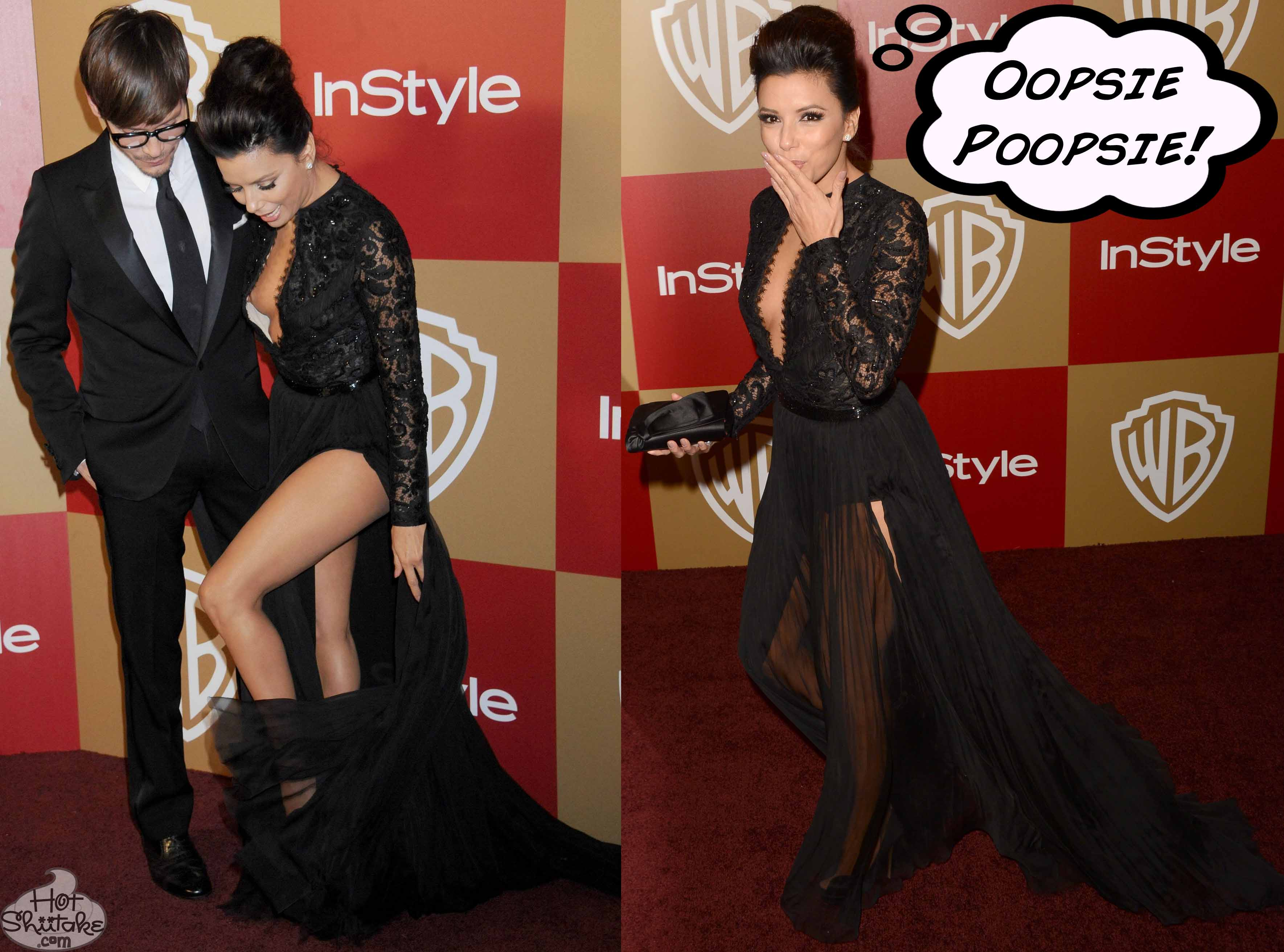 Time For Some Eva Longoria Wardrobe Malfunction Pics