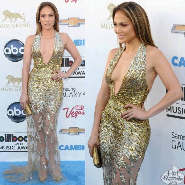 Jennifer Lopez Billboard Awards